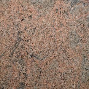 Granitmuster Multicolor Red