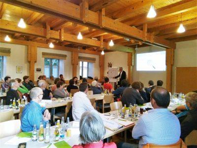 Workshop-Moderation in Deiningen