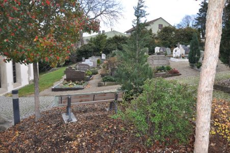 Ortsbegehung/-analyse Friedhof Neubronn