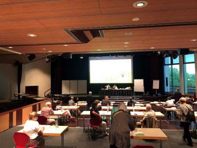 Workshop im Bürgerhaus