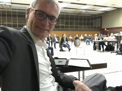Experte und Moderator Stefan Lubowitzki