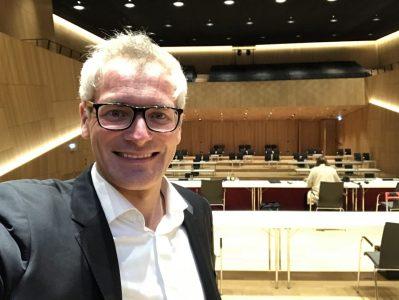Workshop in der Tauberphilharmonie Weikersheim
