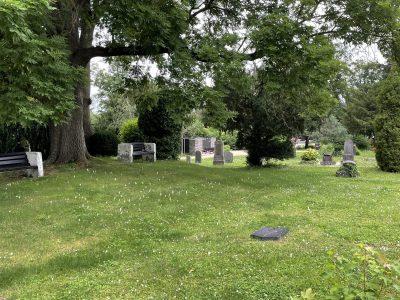 Alter Friedhof Schwalbach am Taunus